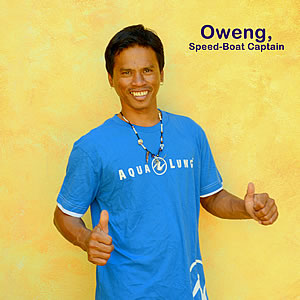 "Rowell S. Tucaling ""Oweng"" - Captain"