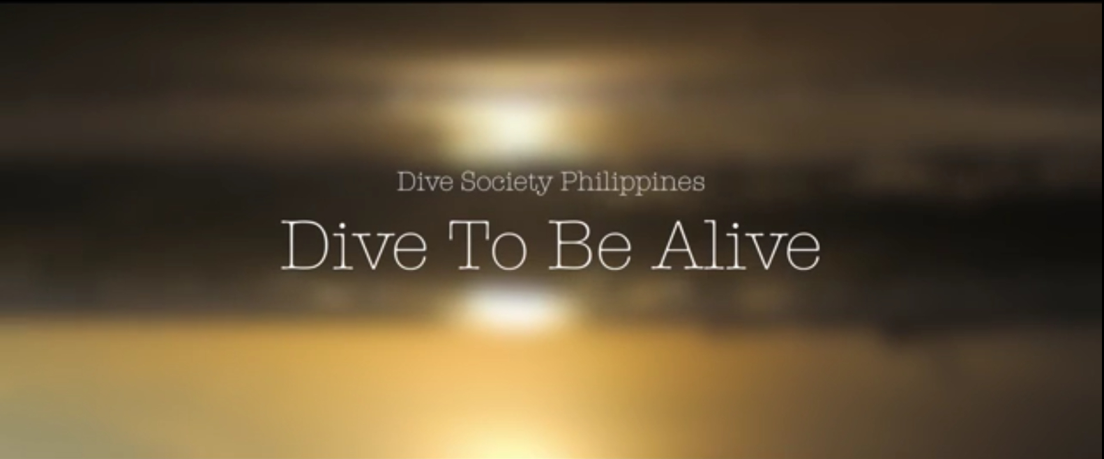 Dive To Be Alive